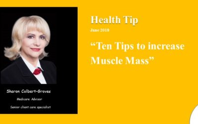Health Tip June 2018