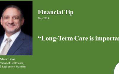 Long Term Care 2019