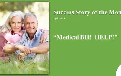 Medical Bill! HELP! April 2019