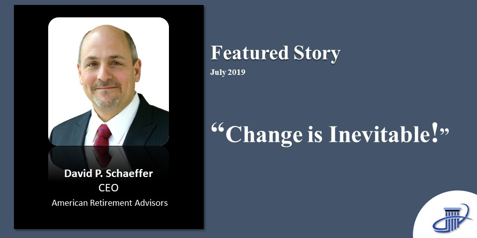 Change is Inevitable 2019