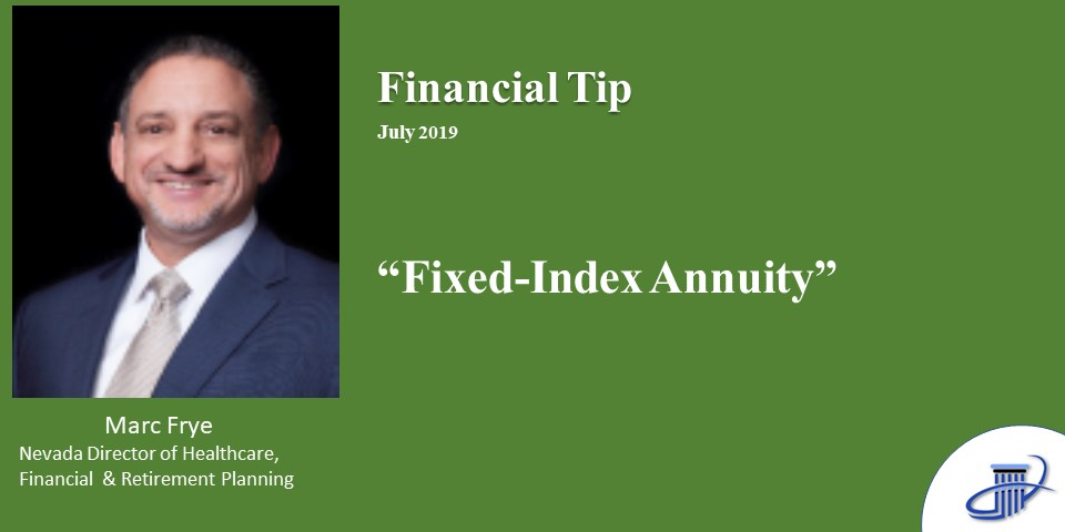 Fixed-Index Annuity 2019
