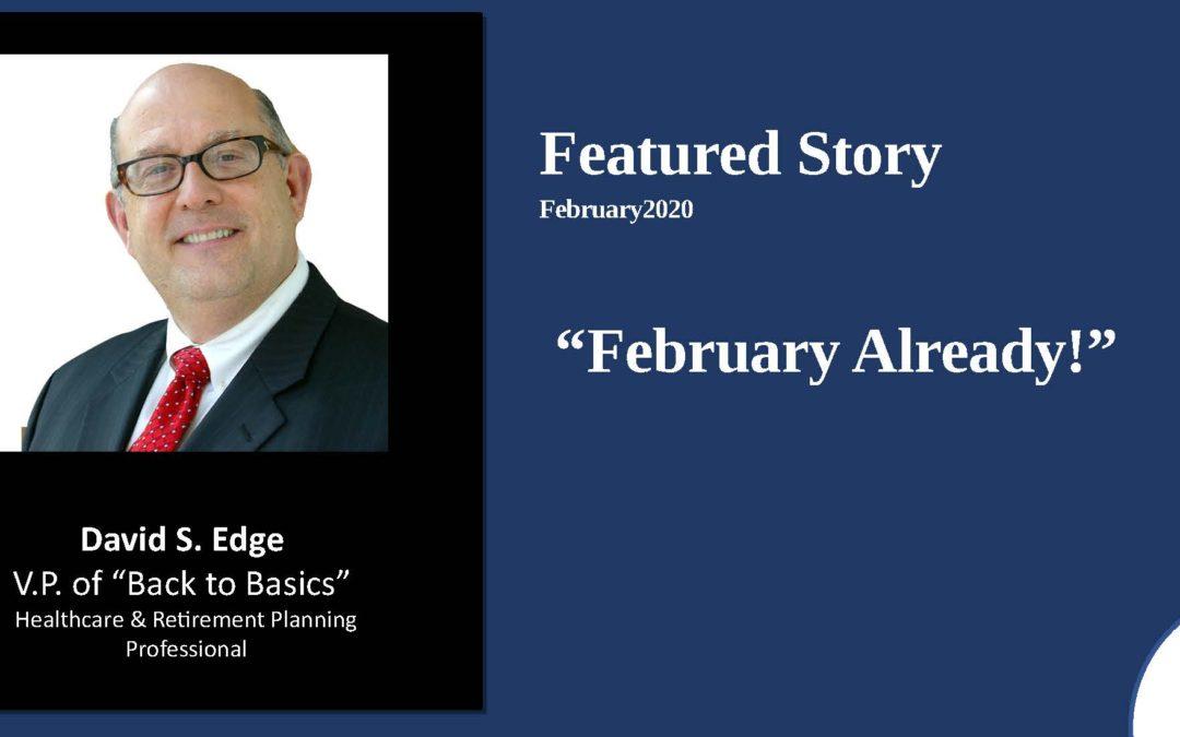 February Already – 2020