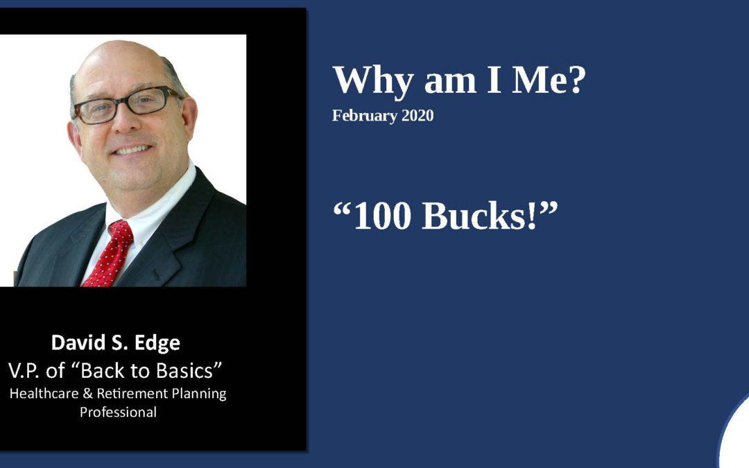 100 Bucks – 2020