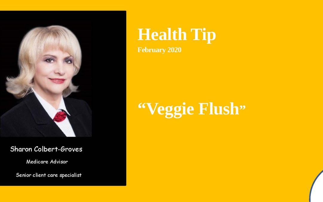 Veggie Flush – 2020